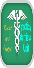 Tactical Retieval Unit  Logo